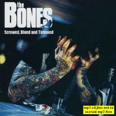 the-bones-screwed-blued-and-tattooed. Um cruzamento entre Social Distortion,